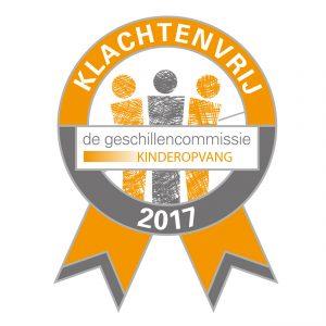 Geen meldingen bij de Geschillencommissie Kinderopvang in 2017